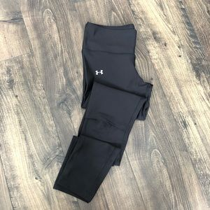 Under Armour Compression Leggings Open Knee Active